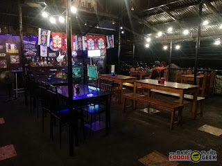 Store Restaurant Interior, Hippers Bar and Resto