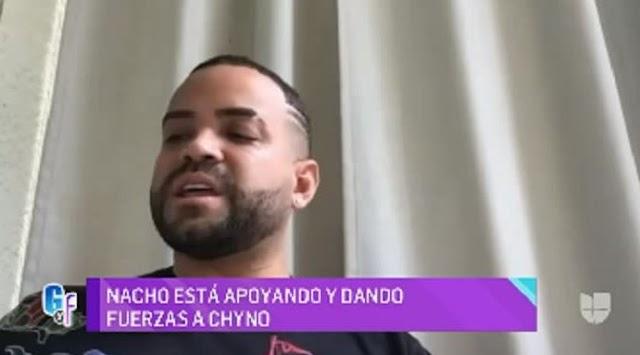 Nacho habla por primera vez sobre la enfermedad de Chyno
