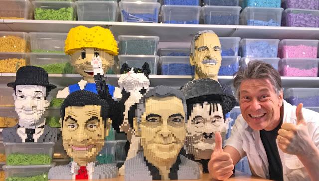 LEGO Masters, Dirk Denoyelle, amazings, art