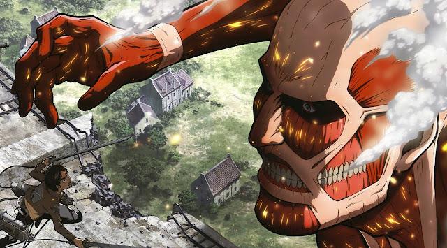 Shingeki no Kyojin BD Subtitle Indonesia Episode 1-25 Batch / Per Episode