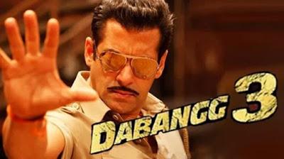 salman khan shares new poster from dabangg 3