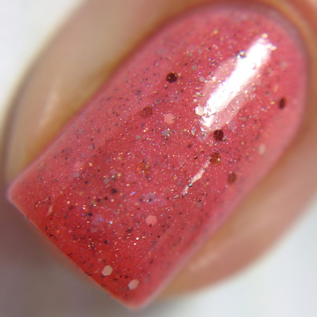 Anchor & Heart Lacquer-Standing Stones at First Light
