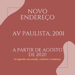 Psicologa AVENIDA PAULISTA