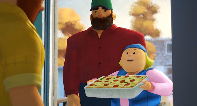 Pixar Out Greg's Parents