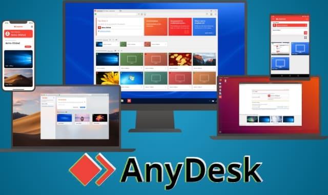 يعد برنامج AnyDesk أحد البرامج التي تهمك كثيرًا لأنه يساعدك على التحكم في جهاز الكمبيوتر الخاص بك بطريقة سلسة وسهلة
