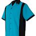 Hilton Retro Cruiser Bowling Shirt