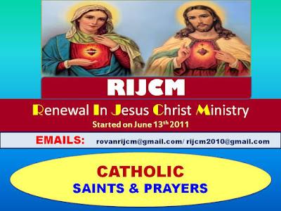 Catholic saints and prayers: Prayer by saints-- Prayer ...