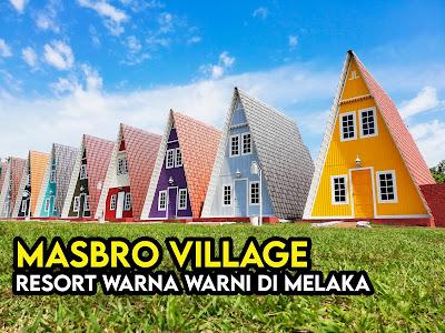 Masbro Village Homestay Melaka
