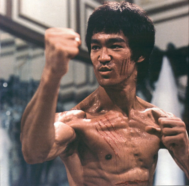 "POLL: WHO WOULD WIN IN A FIGHT - BRUCE LEE OR JON ""BONES ..."