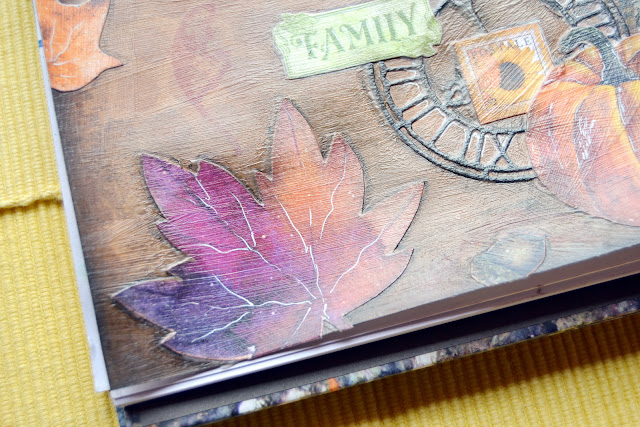 Dreams of Autumn & Time and Place_ Thanksgiving Blessed Art Journal Page_Denise_21 Nov 02