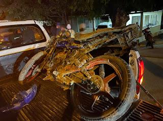 En Montecristi accidente de tránsito cobra la vida de una persona y otra resulta herida