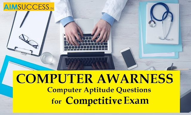 Computer MCQs for Banking Exams