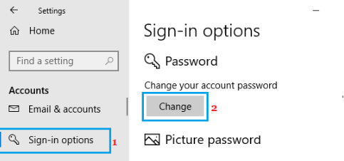 Cara Menghapus Password di Windows 10 3
