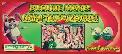 castigatori concurs televizioare catena  paste 2020