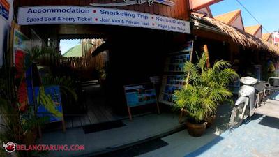 Travel Agent Di Koh Lipe Thailand