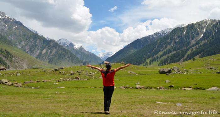 My Experience Of Travelling Alone In KASHMIR - Voyager For Life