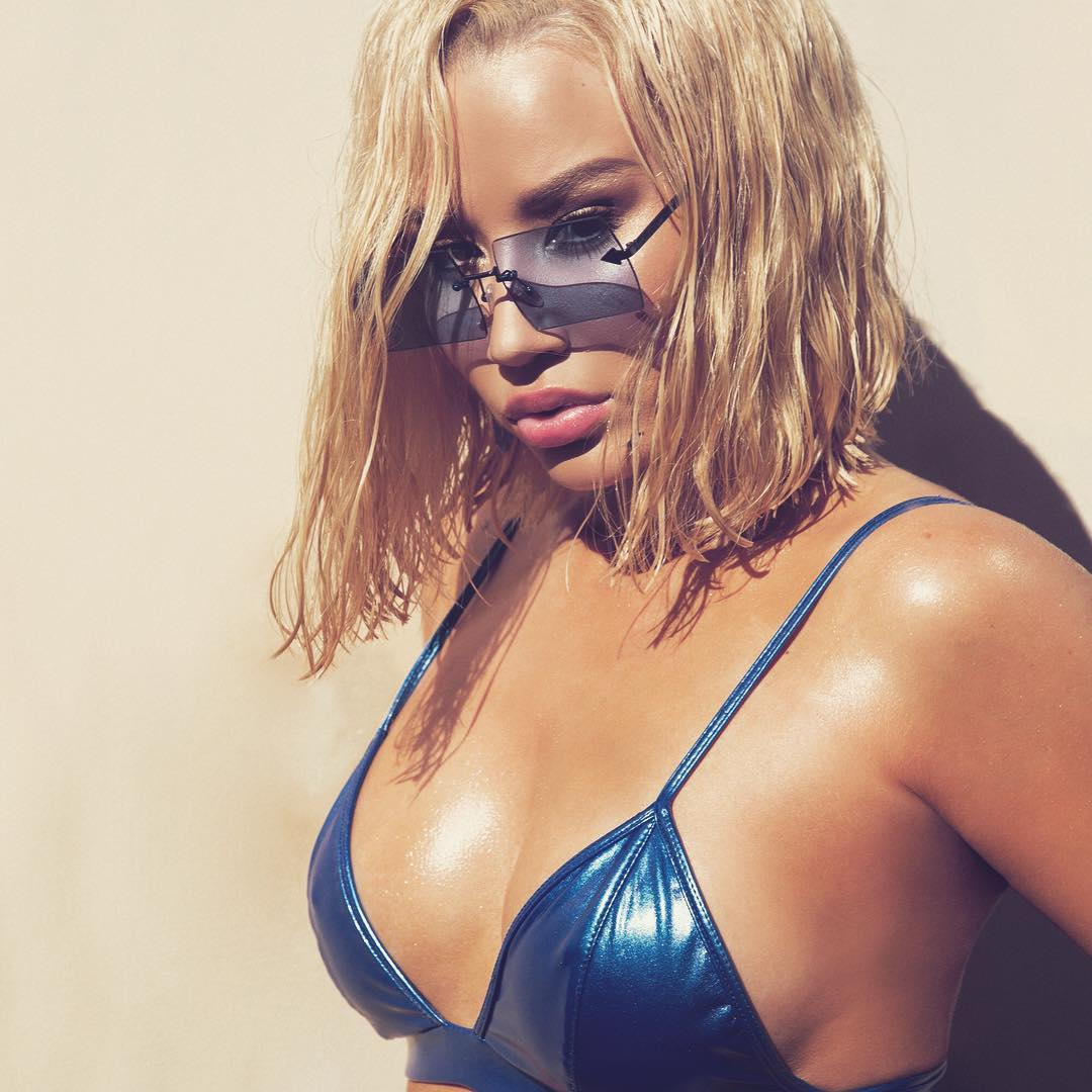 Iggy Azalea Freed the Nipple on Instagram - BootymotionTV