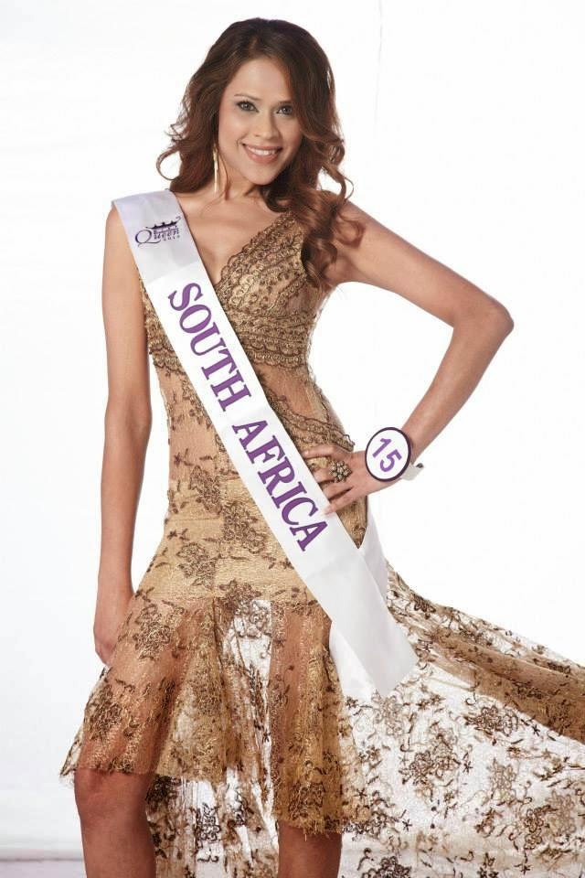 Matagi Mag Beauty Pageants: Elizabeta Burg - Miss Universe