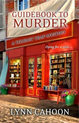 http://www.goodreads.com/book/show/20874415-guidebook-to-murder