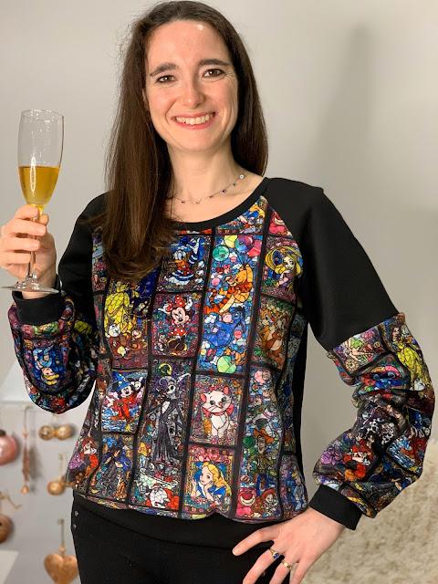 amigas costura fans de ottobre niko niko fabrics fluffiest disney bonito modistilla de pacotilla diy neopreno