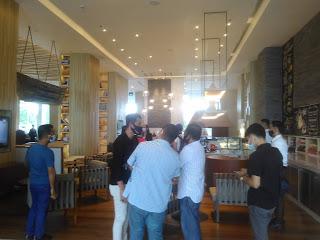 Cafe Milo & Co Marriott Hotel Batam