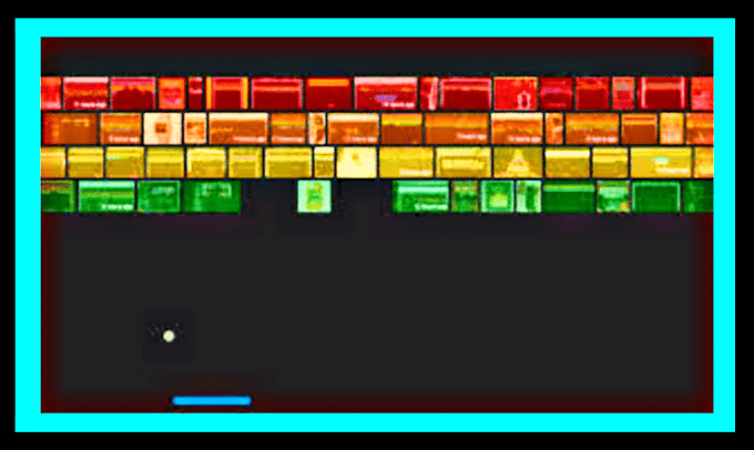 GOOGLE GRAVITY : How To Find & Play  google Atari Breakout Easter Egg On Google Search