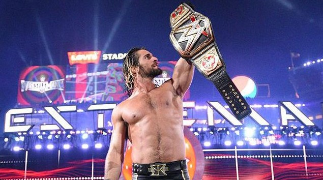 Seth Rollins Pictures and Photos