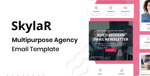 Best Agency Multipurpose Responsive Brand Email Template
