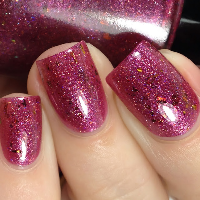 Sassy Pants Polish-Vino in the Valley