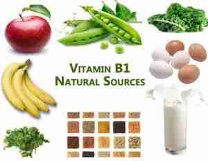 Manfaat Vitamin B1 bagi Kesehatan