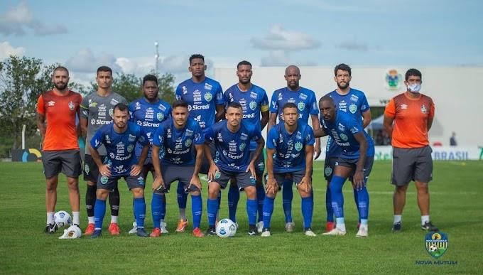 """Nova Mutum: """"Este ano ainda disputaremos o Brasileiro da Série D e a Copa Verde"""""""