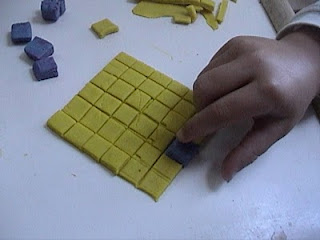 playdoh, fracions, couning, math, fun math acivities, base ten blocks, preschool, #pk-2