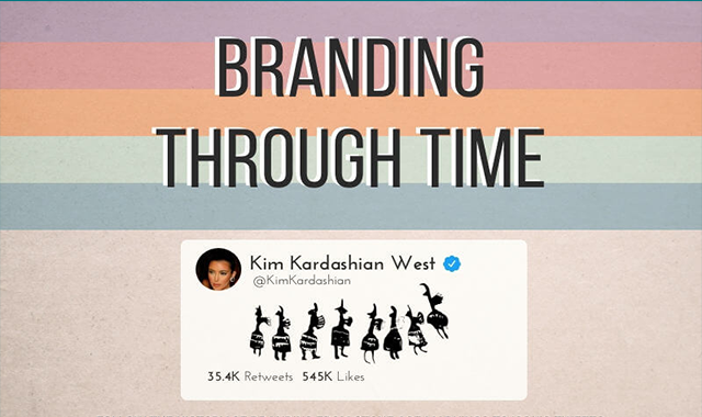 Branding Through Time