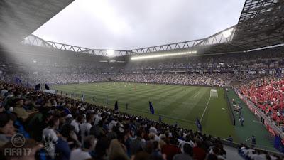 Screenshots FIFA17 XBOX 360