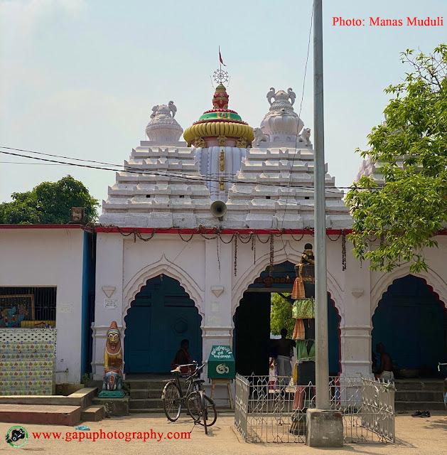 Lakshmi Varaha Temple - Kendrapada - Ali