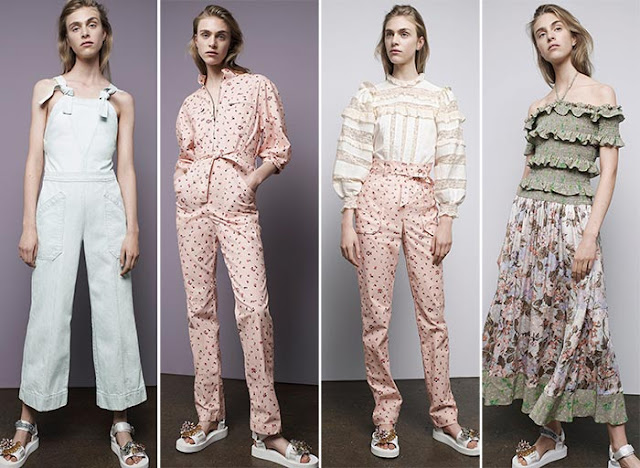 Rebecca Taylor Spring/Summer 2017 Collection – NYFW