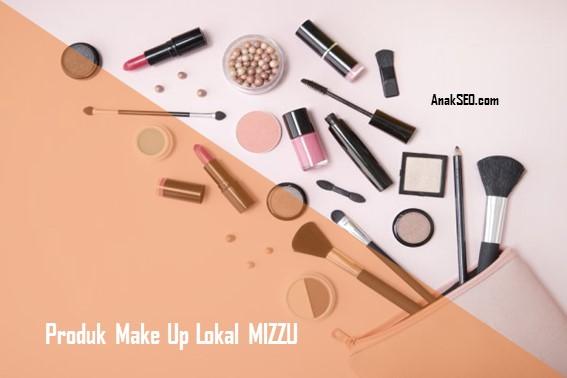 Produk Make Up Lokal Dari MIZZU