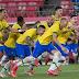 Brasil vence o México nos pênaltis e disputará o bi olímpico