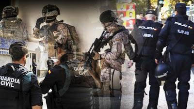 PSOE, podemos, bildu, insultos, despenalizar, militares, guardia civil