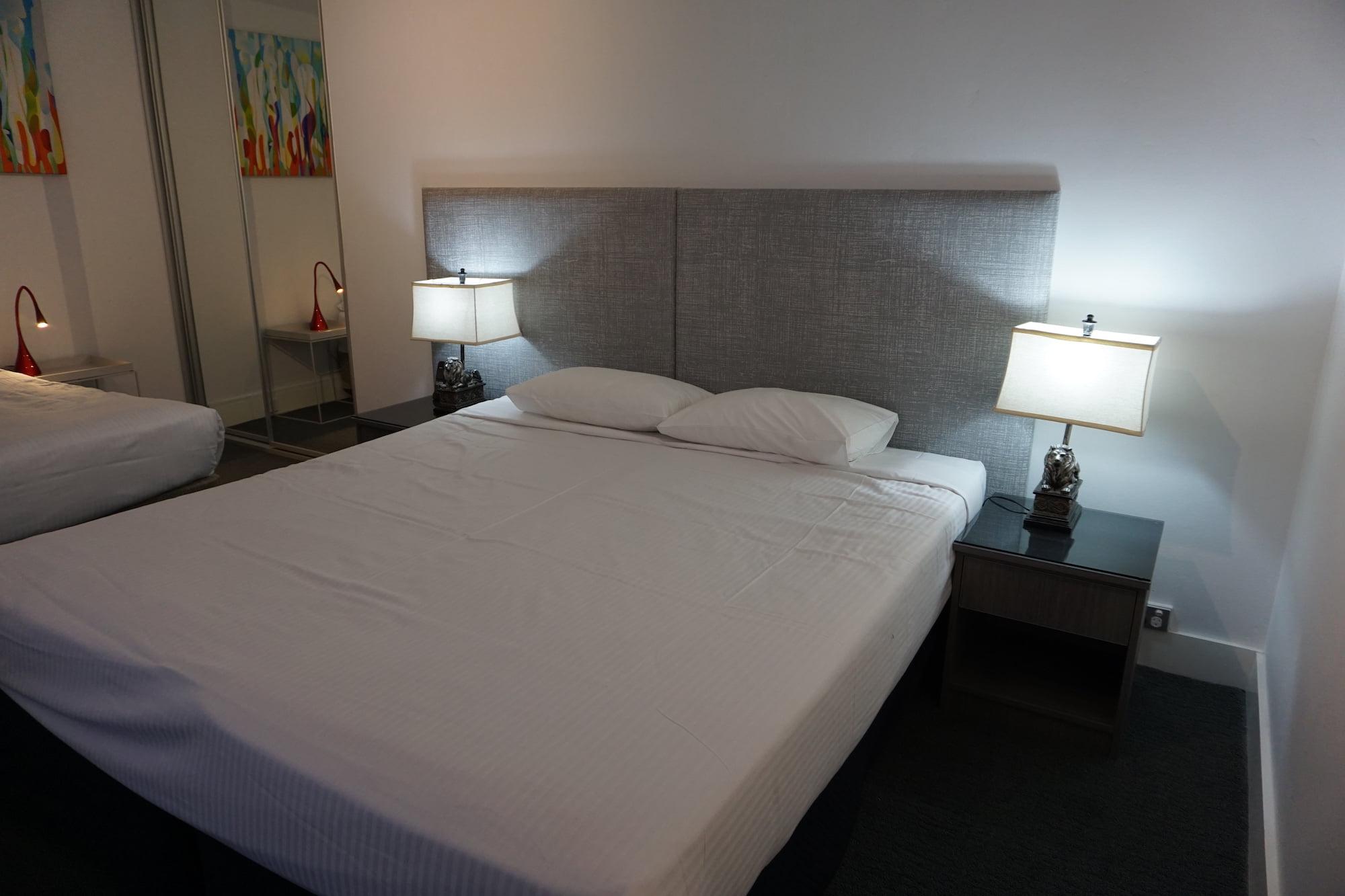 accommodation double bay