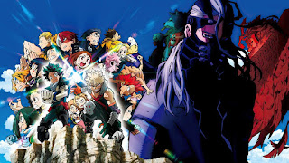 My Hero Academia: Heroes: Rising BD Subtitle Indonesia and English