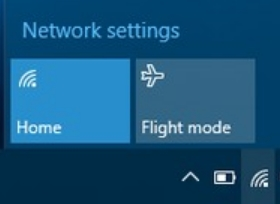 Mengatasi masalah jaringan internet Windows 10