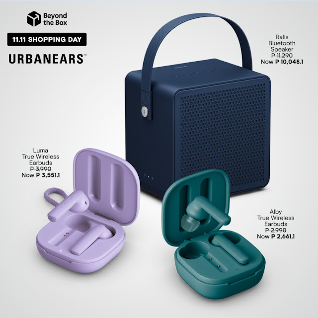 Urbanears Beyond The Box