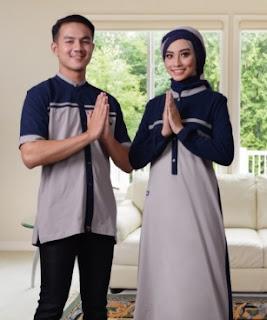 10+ Model Baju Couple Terbaru Tahun 2018 - 2019