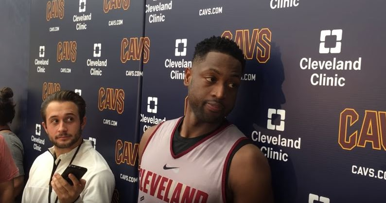 Dwyane Wade Decided to Back Down His Starting Role with the Cavaliers | The News Bite