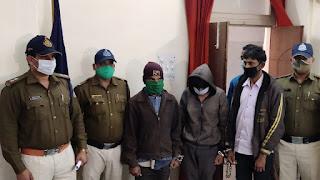 पुलिस के हाथ लगी बडी कामयाबी, निम्बोला थाना में धराए डी पी चोर