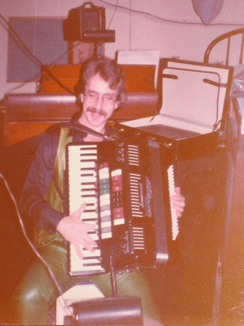 Woodshedding On Excelsior Accordion Jon Hammond Jazz and