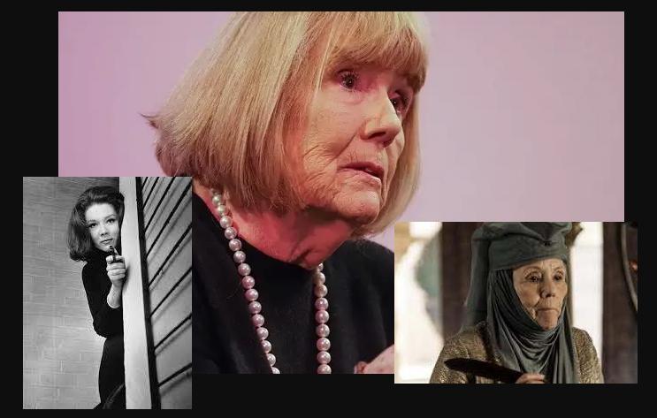 DISPARITION : Diana Rigg, Madame « chapeau melon et bottes de cuir », est morte à 82 ans