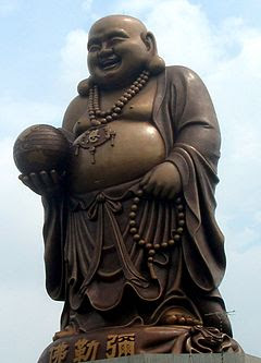 ¿Buda estaba gordo?