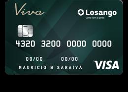 Cartão Losango Viva Nacional